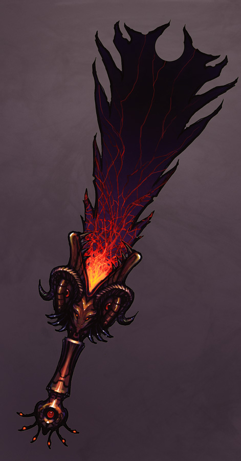 Sword of the Dragon's Breath by IgnusDei