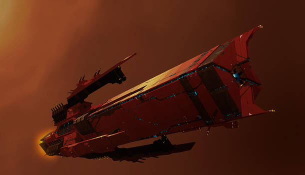 Sins of Solar Empire: Titan by IgnusDei