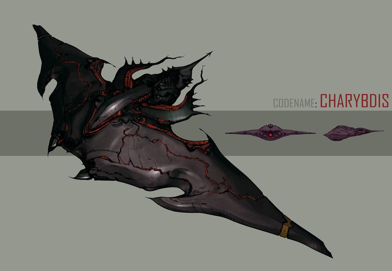 Charybdis Titan By Ignusdei On Deviantart