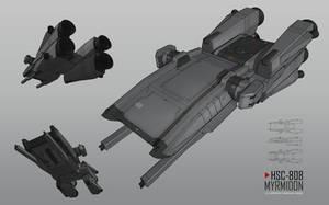 SOASE: TEC Corvette by IgnusDei