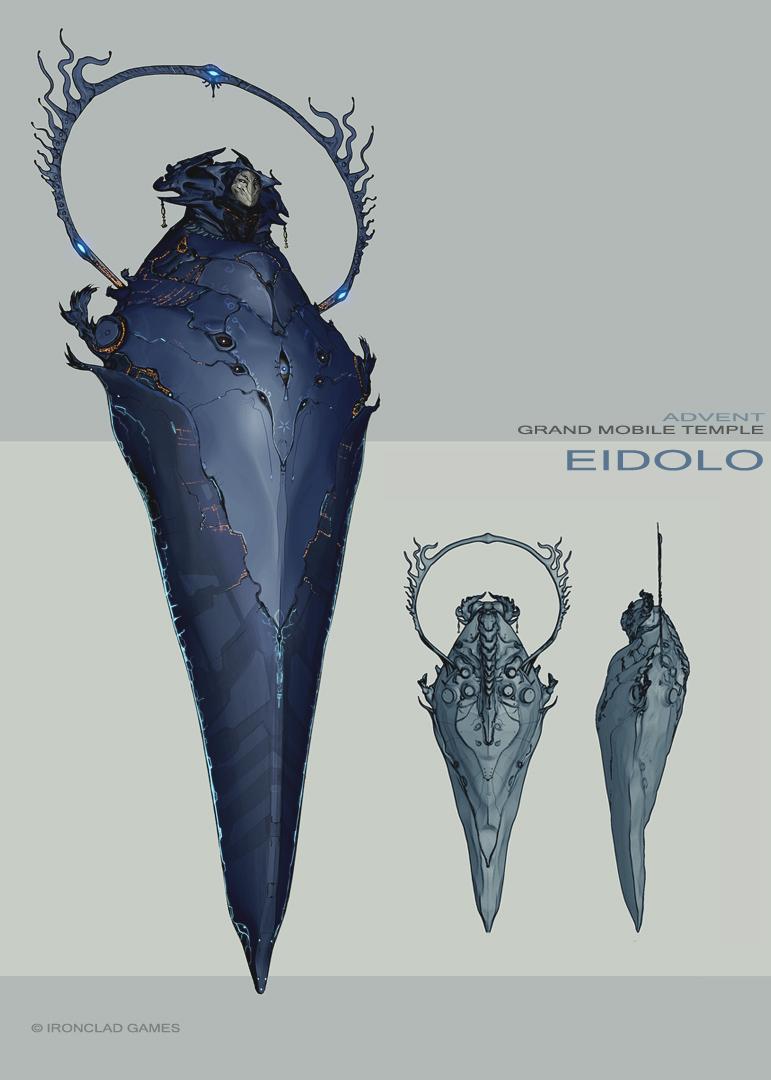 SOASE: Eidolo Advent Titan by IgnusDei