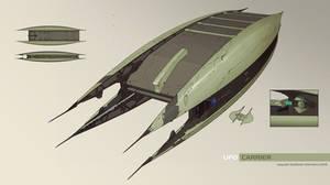 Xenonauts: UFO Carrier