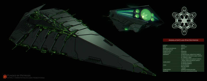 Assimilator-Class Star Destroyer