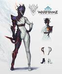 Warframe - Ember Custom skin
