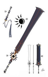 Sol Invictus Greatsword by IgnusDei