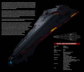 Eclipse-class Planetary Assault Star Dreadnought