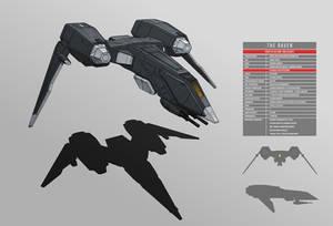 The Raven - Modified HWK-1995