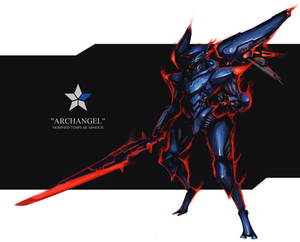 Archangel - Flight-capable Power Armour
