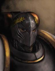Black Templar by IgnusDei