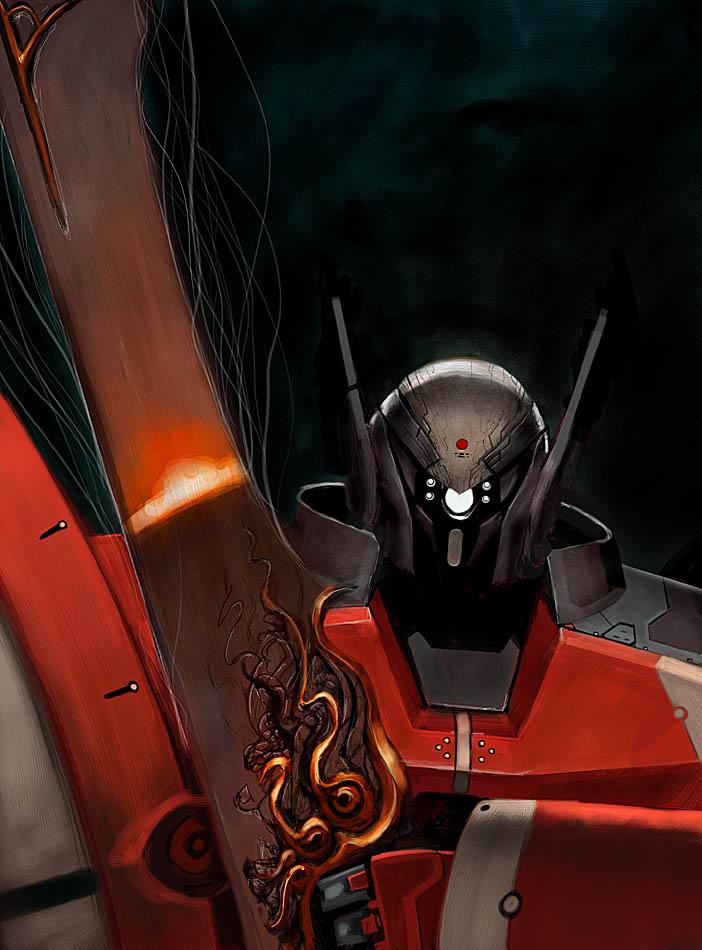 Commander Farsight v0.9 by IgnusDei