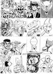 sketch cards 03 by LeighWalls-Artist