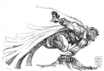 The Demon Etrigan by LeighWalls-Artist
