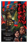 Terra Kaiju poster by LeighWalls-Artist