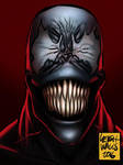 Venom again by LeighWalls-Artist