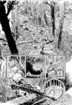 Hunt of the Wolf page 01