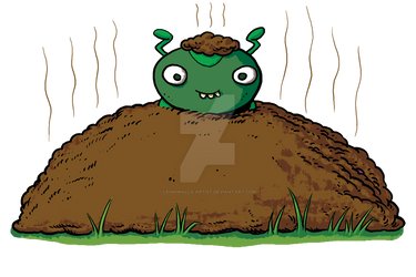 Dung Beetle 03