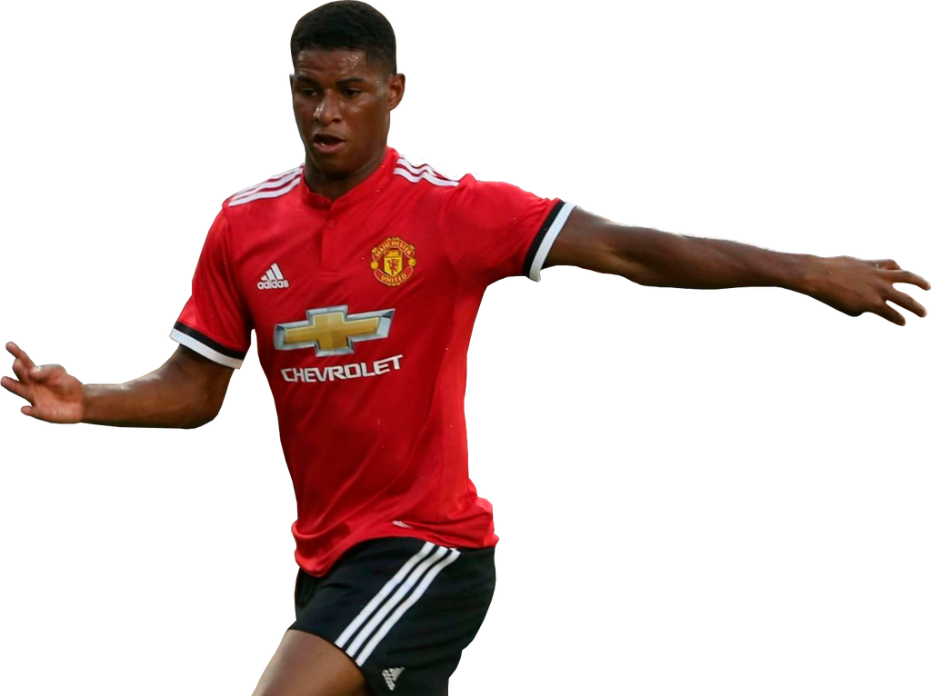 Marcus Rashford By IgorBand On DeviantArt