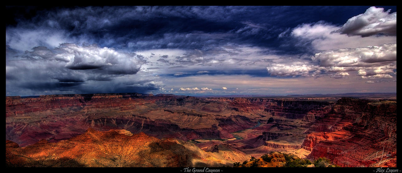 The Grand Canyon by JohnnySasaki20