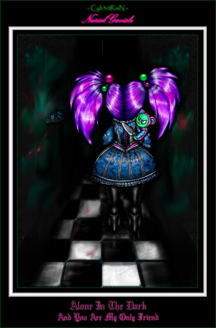 Alone In The Dark by Cyb30RiaN