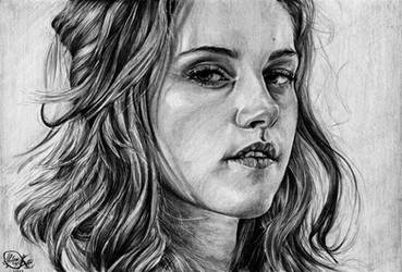 Kristen Stewart by Fantaasiatoidab