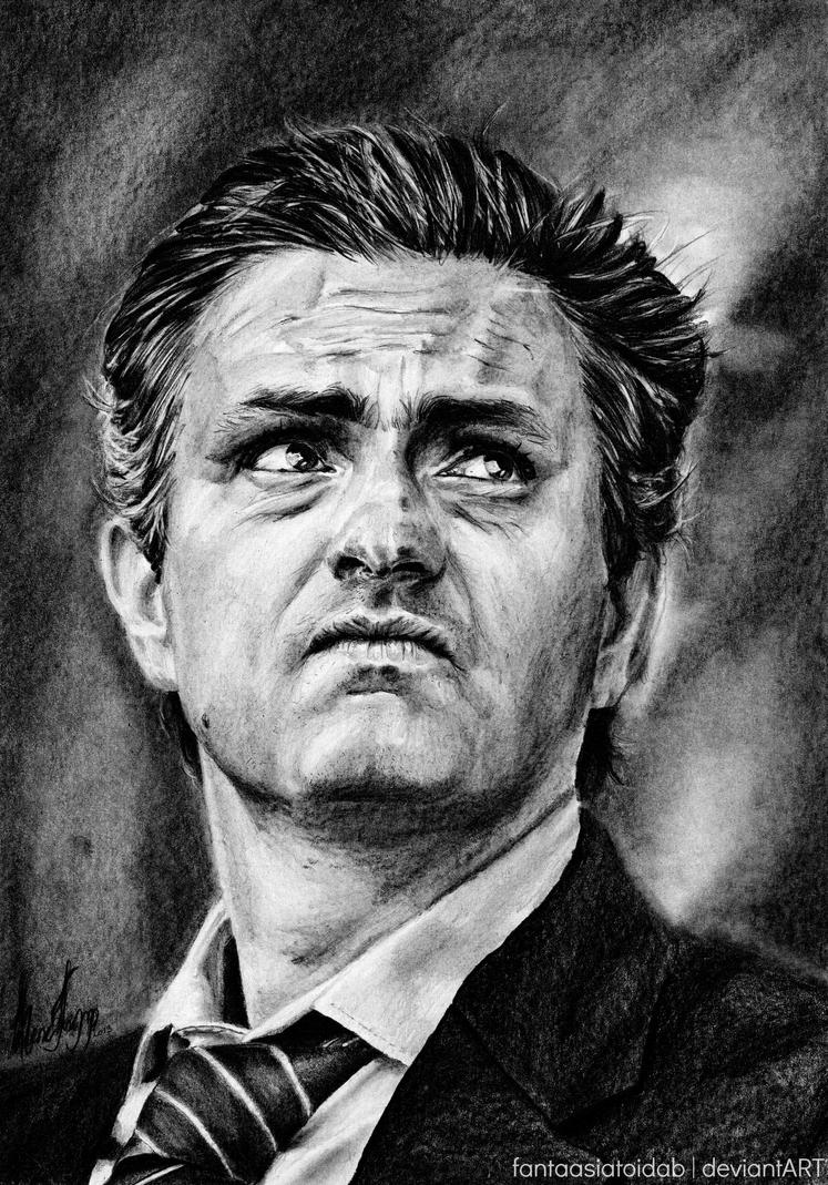 Jose Mourinho - The Special One by FantaasiatoidabJose Mourinho The Special One