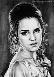 Hermione Jean Granger by Fantaasiatoidab