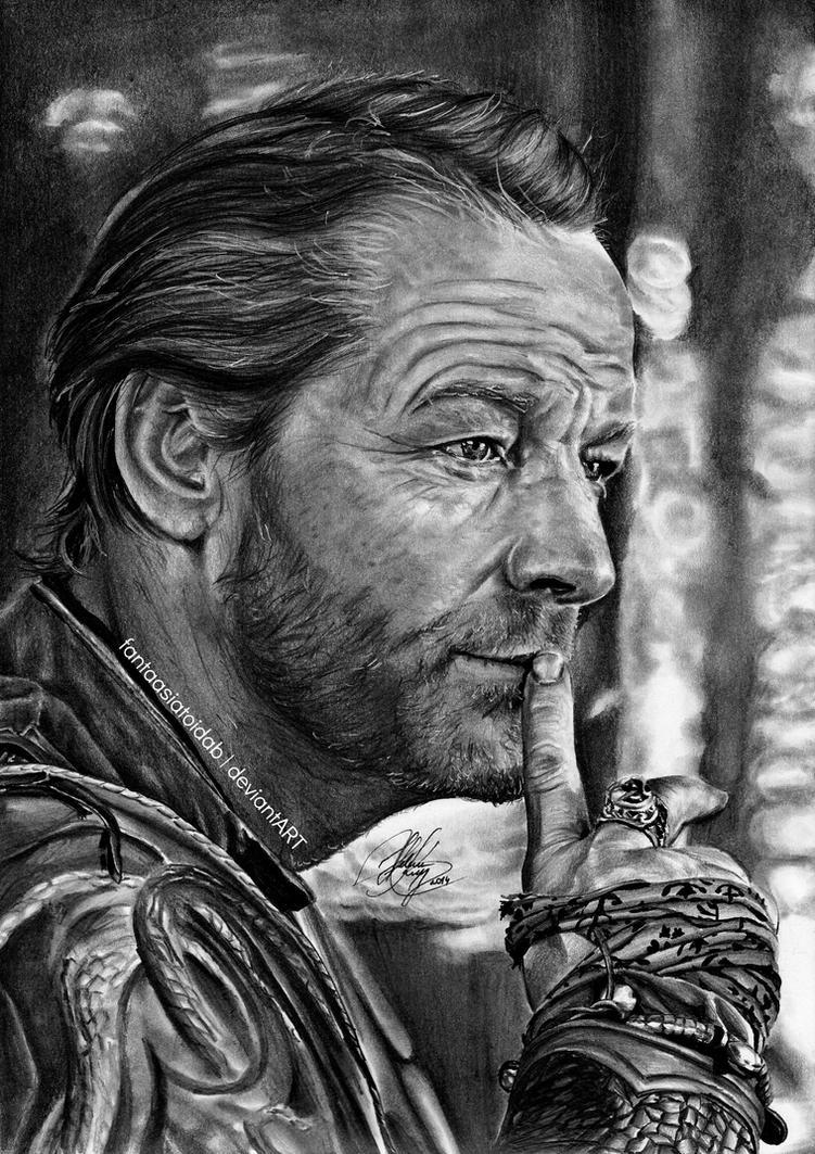 Jorah Mormont by Fantaasiatoidab