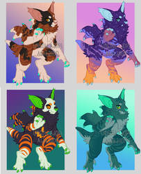 Batty Adopts! - CLOSED [$20]