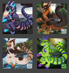 Dragon Adopts - 4/4 open! [$25]