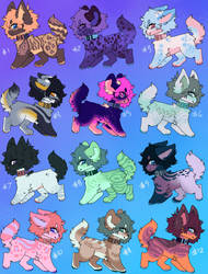 Big Adopt Batch - 9/12 Open [$15]