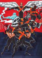 The XMEN by Apollorising
