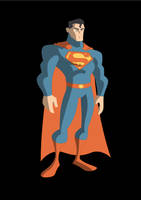 Superman by Apollorising