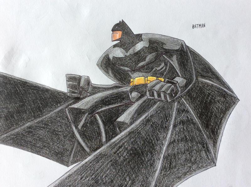 Bat wings! by Apollorising