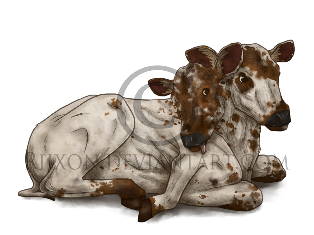 Mutant Calf by Riixon
