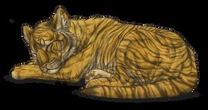 Celestial Tiger Cub