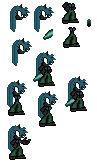 Queen Chrysalis As A Hedgehog