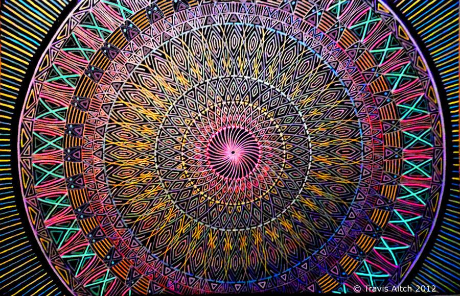 Mandala Fibonacci By Travisaitch On Deviantart