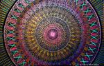 Mandala Fibonacci