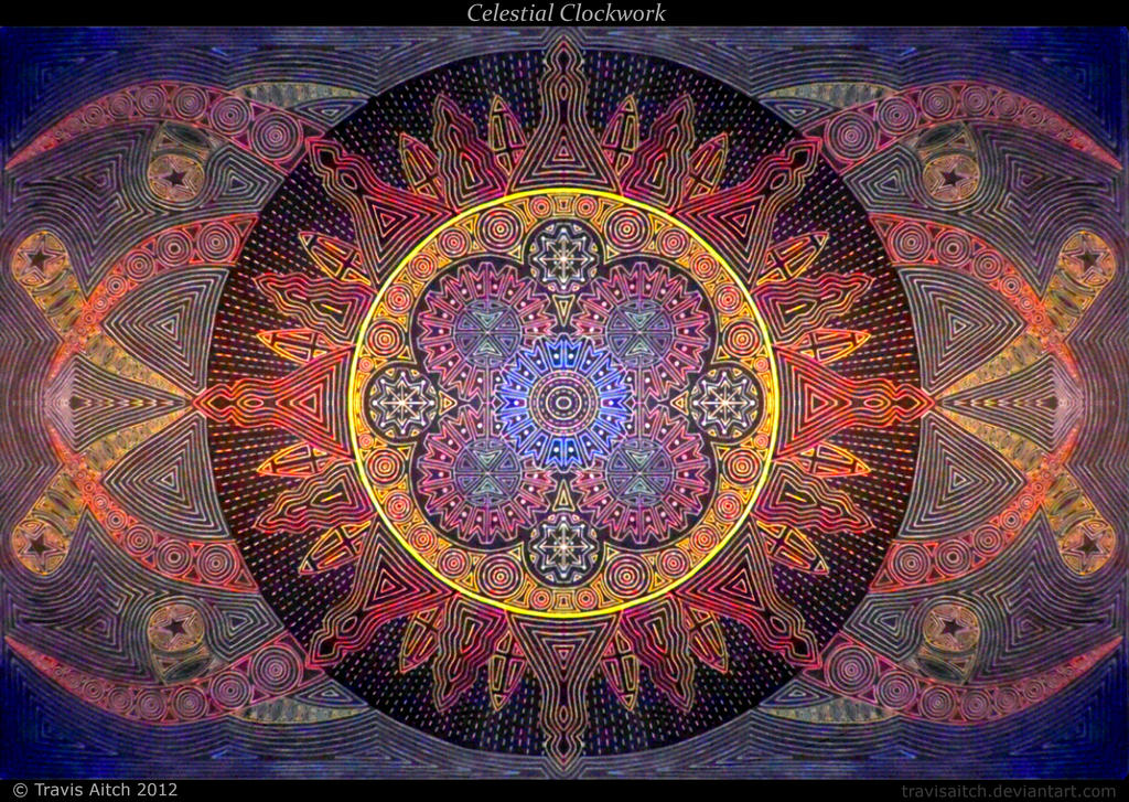 Celestial Clockwork by TravisAitch