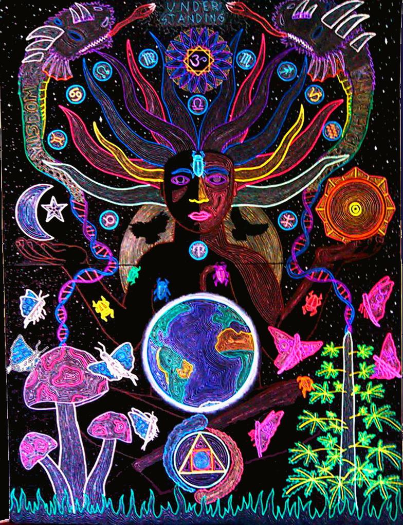 Alchemical Transmutation of the Cosmic Self (Full) by TravisAitch