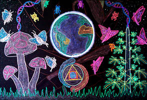Alchemical Transmutation of the Cosmic Self (Lower by TravisAitch