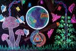 Alchemical Transmutation of the Cosmic Self (Lower