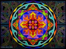 Mandala Turya by TravisAitch