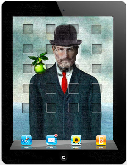 iPad Steve