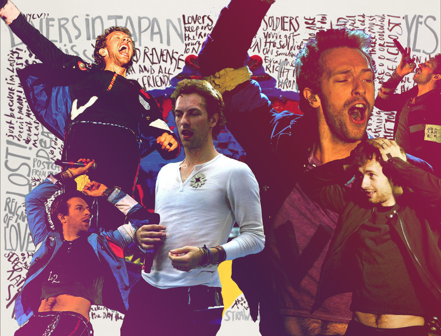 Chris Martin Wallpaper 4. by C-Jady