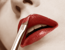 Lips up. by C-Jady