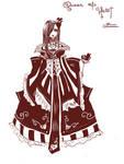Scarlet Queen of heart