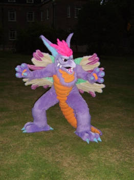 Mana Beast costume