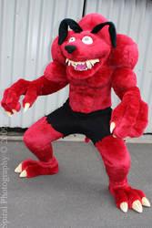 Peter Puppy costume by Fatkraken