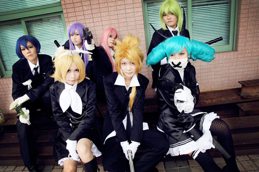 Secret Police- Len by ShirasakiHikari